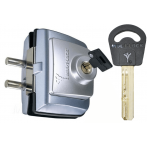 Замок накладной Mul-t-lock Glass Door Lock GDL–100D CLASSIC